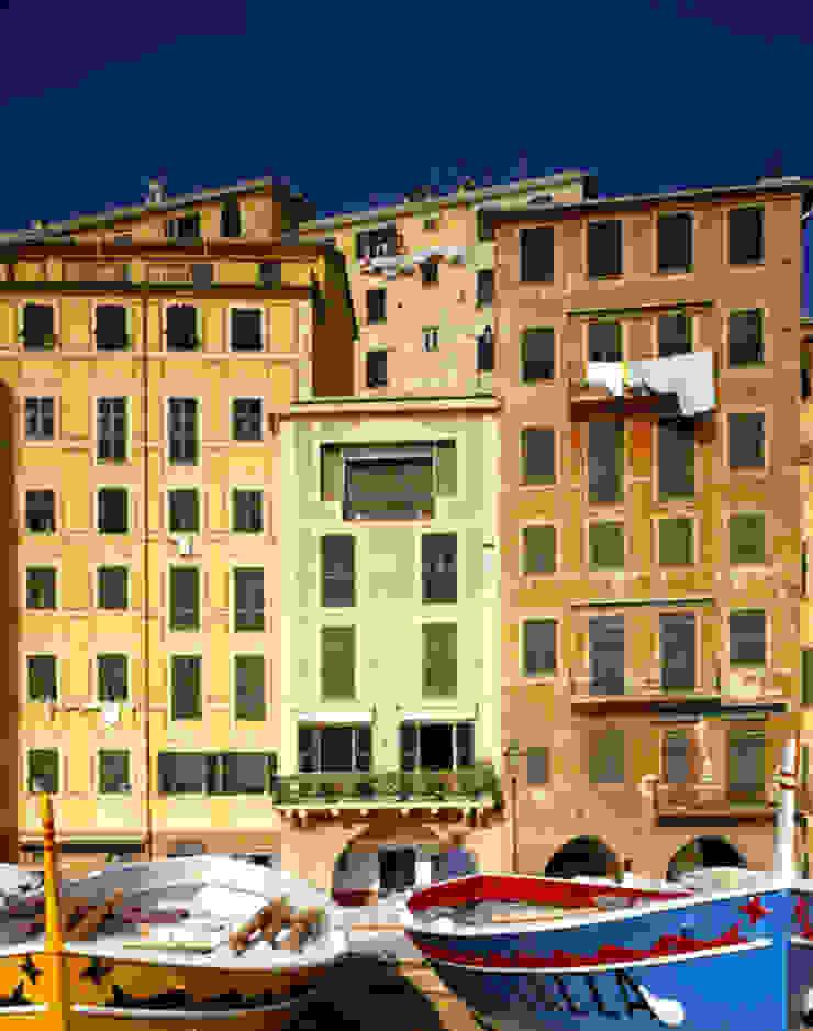 Casas modernas de VITTORIO GARATTI ARCHITETTO Moderno