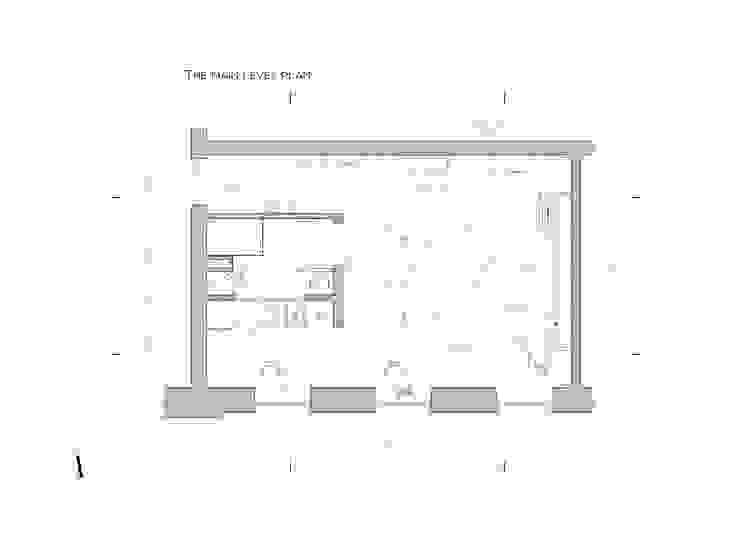 План основного уровня от The Goort Лофт