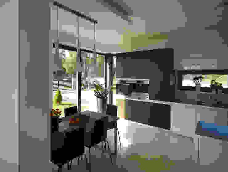 Pracownia Projektowa Wioleta Stanisławska Modern dining room