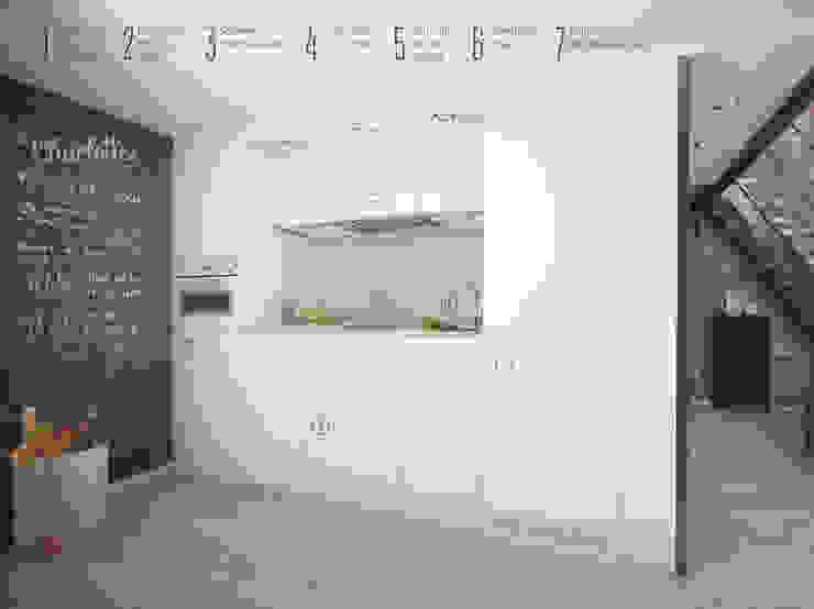 Кухня / комплектация Кухня в стиле лофт от The Goort Лофт