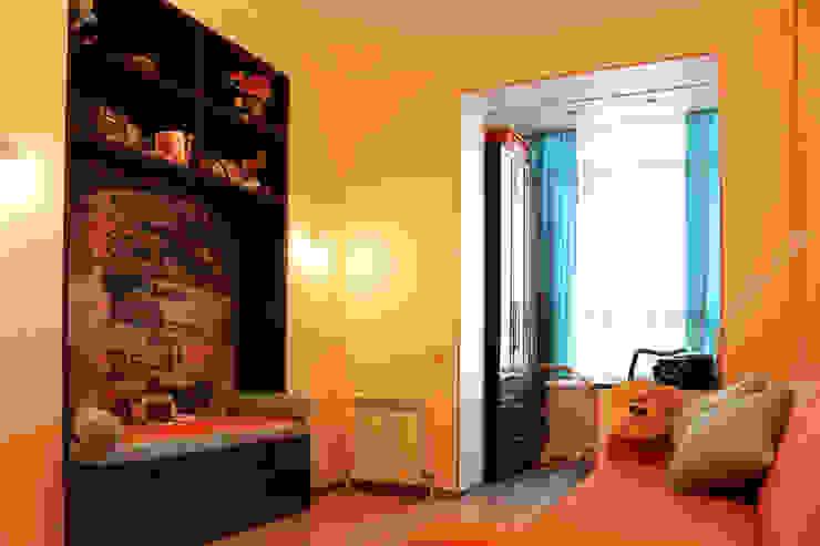 Комната девочки-подростка Детские комната в эклектичном стиле от INTERIOR PROJECT studio Эклектичный