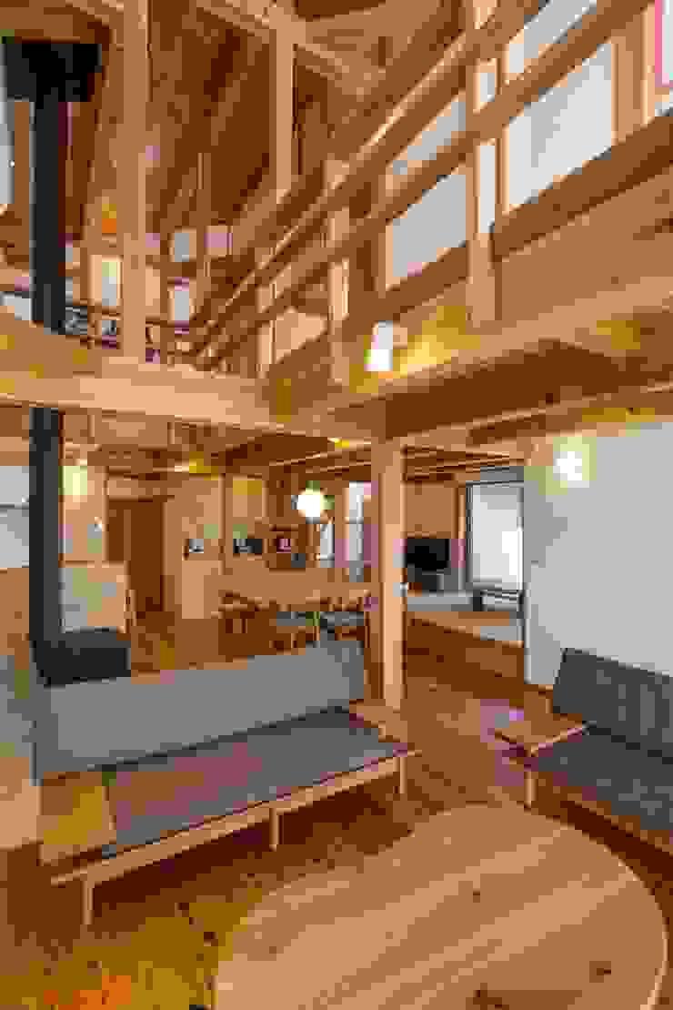 shu建築設計事務所 Living room