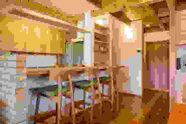 shu建築設計事務所 Kitchen