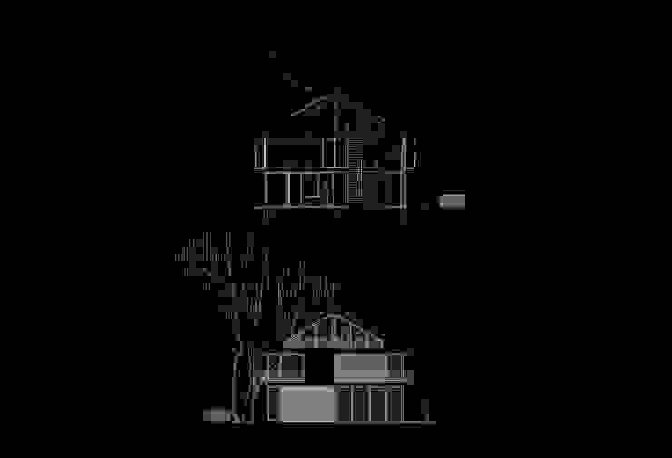 Ansicht_Schnitt von Fürst & Niedermaier, Architekten