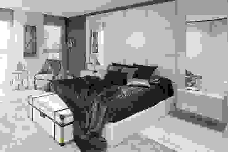 Classic style bedroom by INEDIT INTERIORISTAS Classic