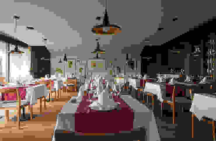 Restaurante do Hotel Tralhão Design Center Espaços de restauração campestres