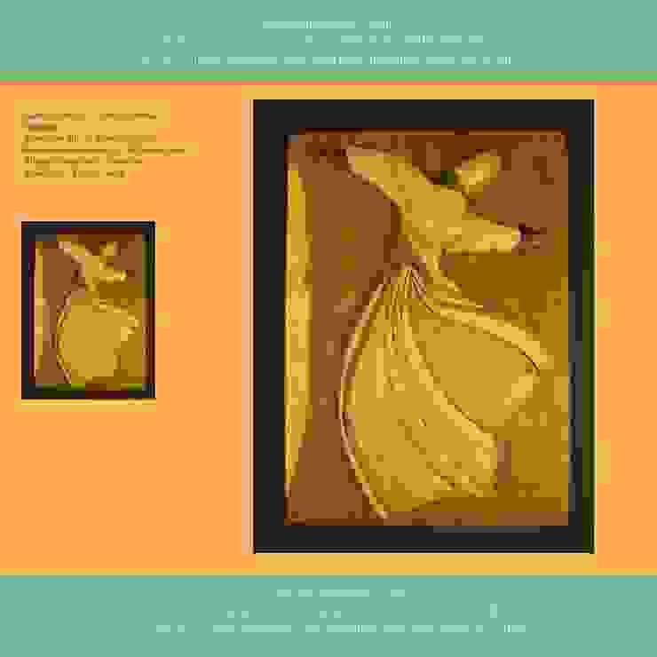 Kemaldo Kemal eserleri Anatolian Wood Art Klasik