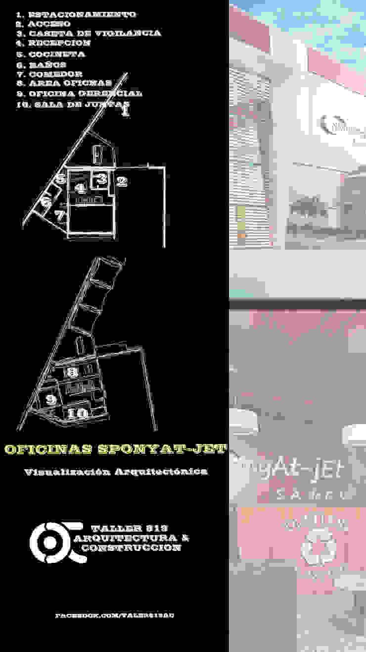 OFICINAS SPONJAT-YET de TALLER819 A & C