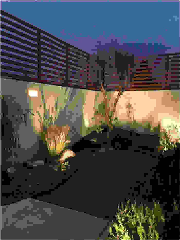 Jardín Nativo en el Campestre, Qro. de Hábitas Rústico