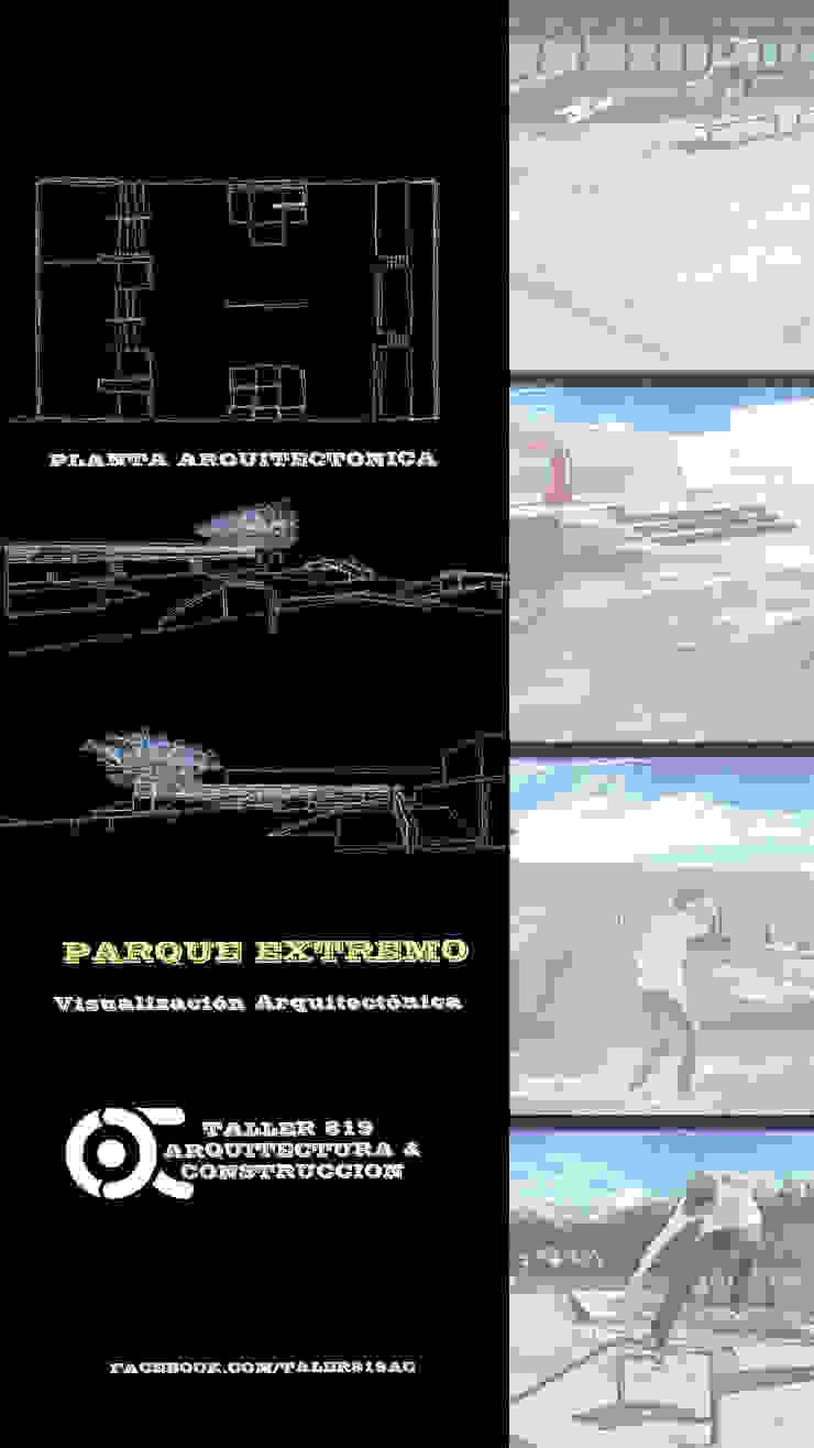 PARQUE EXTREMO de TALLER819 A & C
