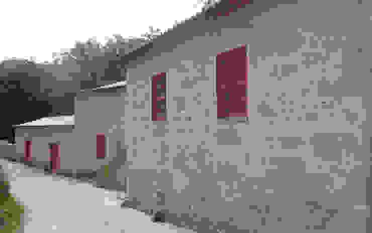 Casa da Azenha, Vila do Conde Casas modernas por alcino soutinho arquitecto, lda Moderno