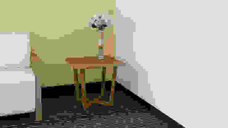 Mesa Auxiliar de diesco Moderno Compuestos de madera y plástico