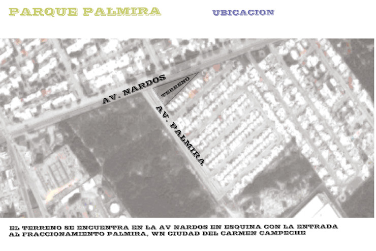 PARQUE PALMIRA de TALLER819 A & C