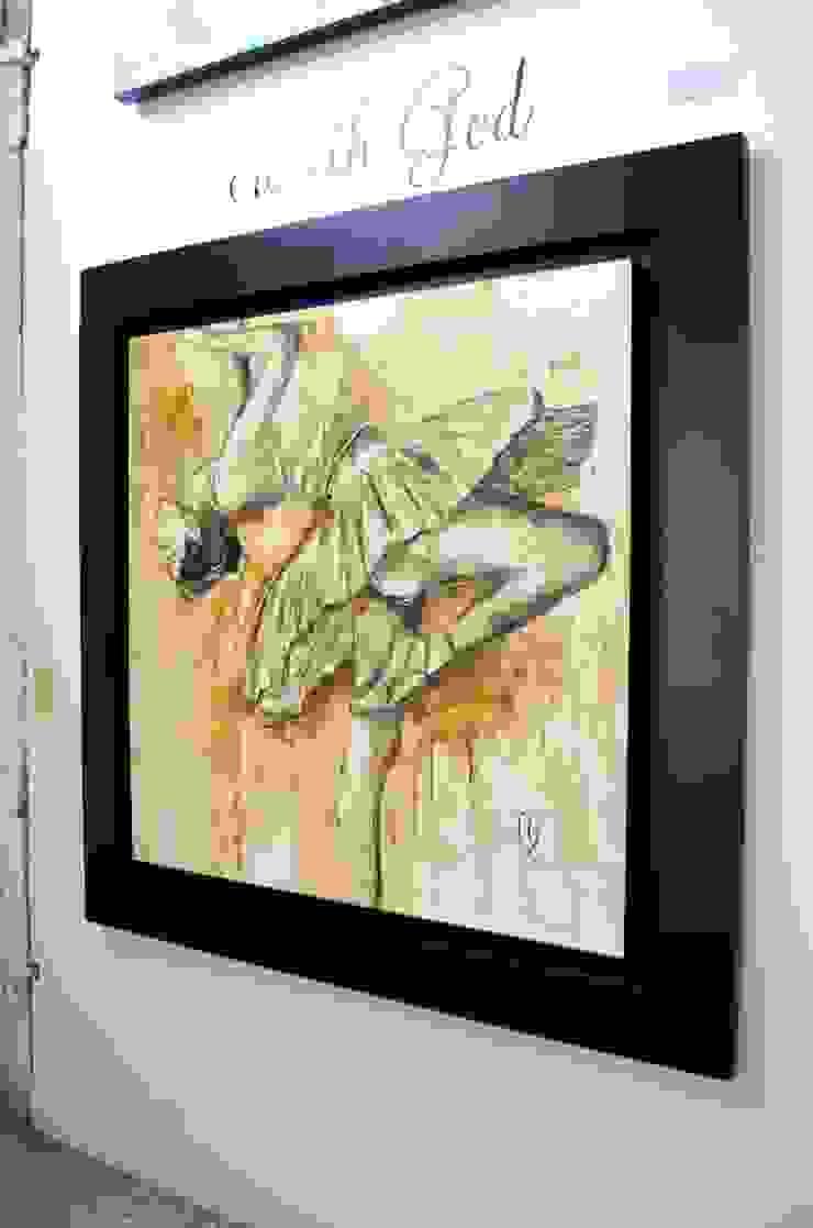 Arte Contemporaneo:  de estilo industrial por Galeria Ivan Guaderrama, Industrial