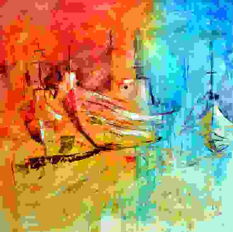 Arte Contemporaneo de Galeria Ivan Guaderrama Escandinavo