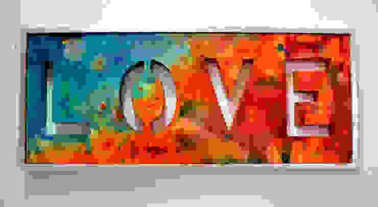 Arte Contemporaneo:  de estilo tropical por Galeria Ivan Guaderrama, Tropical