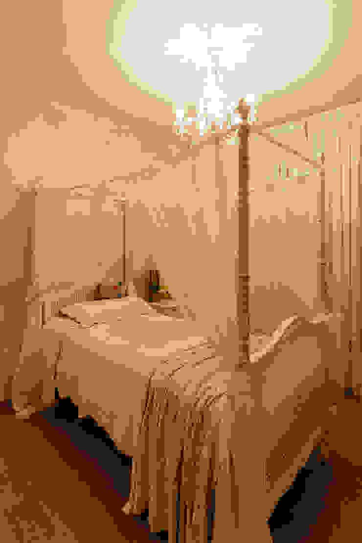 Apartamento Gutierrez Quartos clássicos por Interiores Iara Santos Clássico