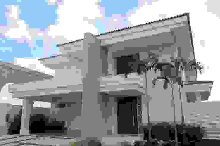 Casa MM Casas modernas por Flavio Monteiro Arquitetos Associados Moderno
