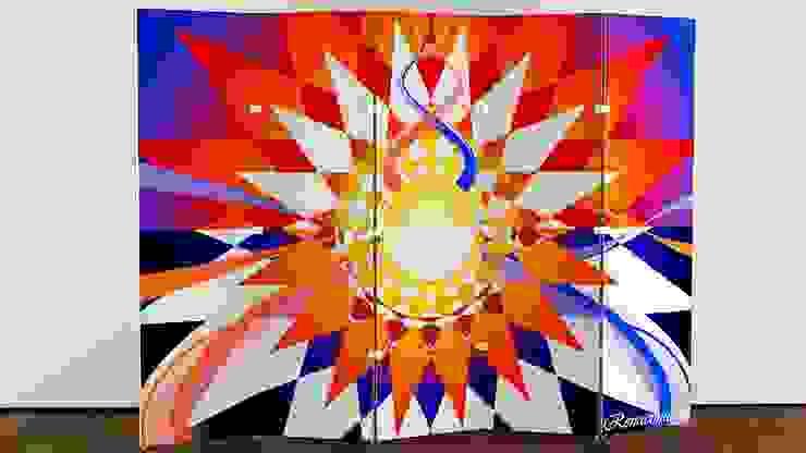 Murs & Sols modernes par Valeriano Villegas Moderne