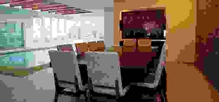 Valeriano Villegas Salas de jantar modernas