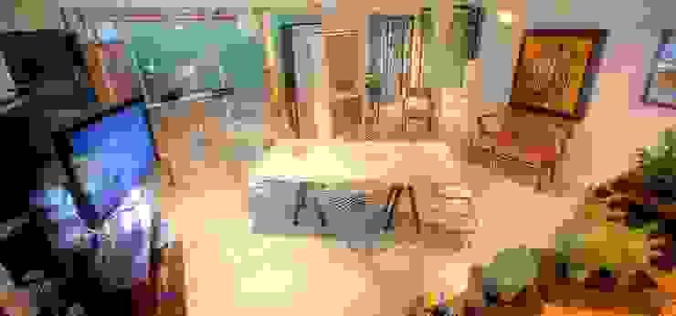 Salle à manger moderne par Valeriano Villegas Moderne