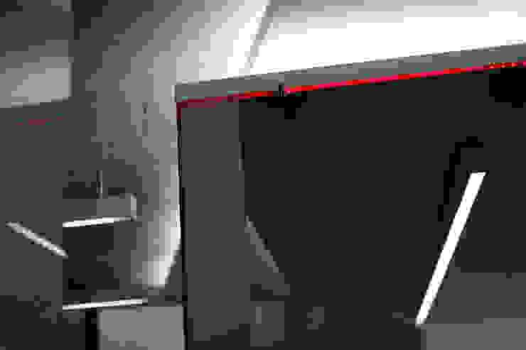 detalhe de espacialidades por MHS, Lda Moderno