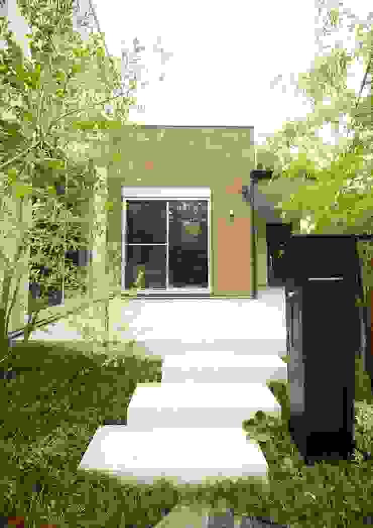Casas modernas por ナイトウタカシ建築設計事務所 Moderno