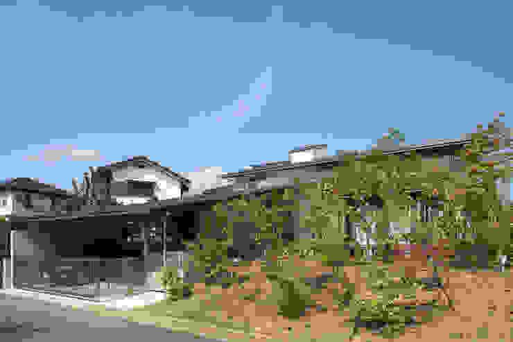 「わ」の家 有限会社 宮本建築アトリエ オリジナルな 家