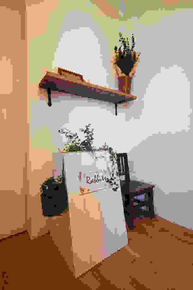 作業場: atelier mが手掛けた折衷的なです。,オリジナル