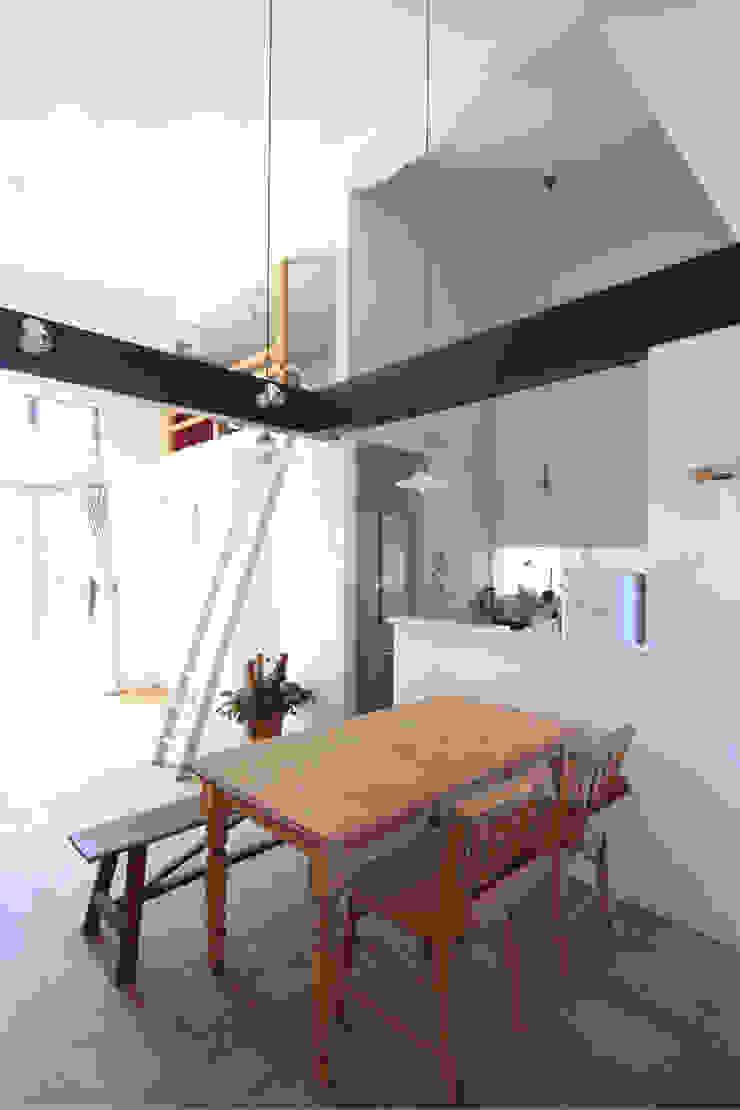 ダイニングキッチン オリジナルデザインの ダイニング の atelier m オリジナル
