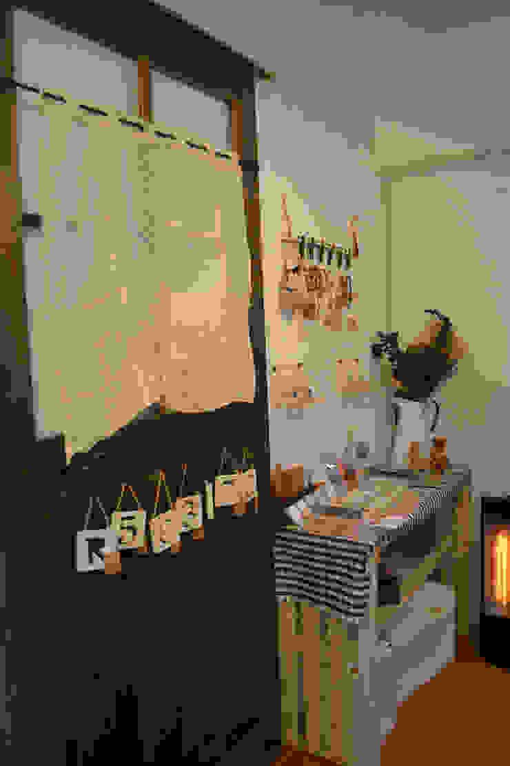 ワンデイ ショップ開催中 オリジナルデザインの 多目的室 の atelier m オリジナル