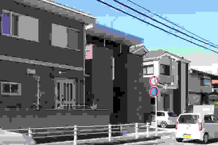 千葉の家-レイソルサポーターが柏に建てた家- オリジナルな 家 の atelier m オリジナル