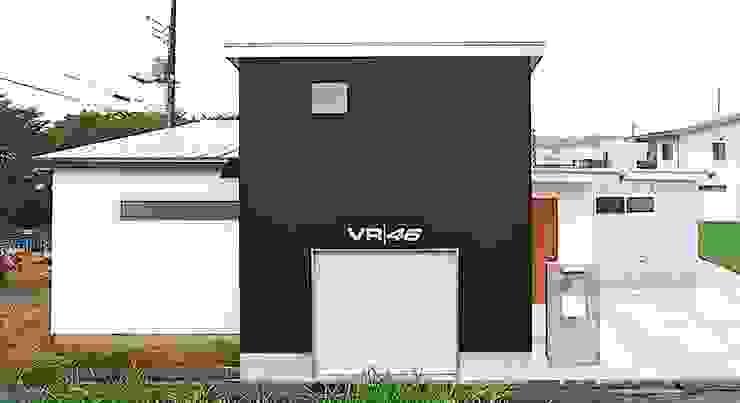 tai_tai STUDIO Casas estilo moderno: ideas, arquitectura e imágenes