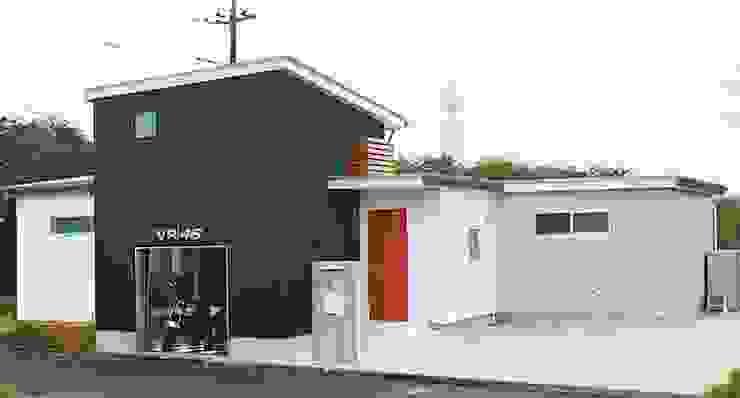tai_tai STUDIO Casas modernas