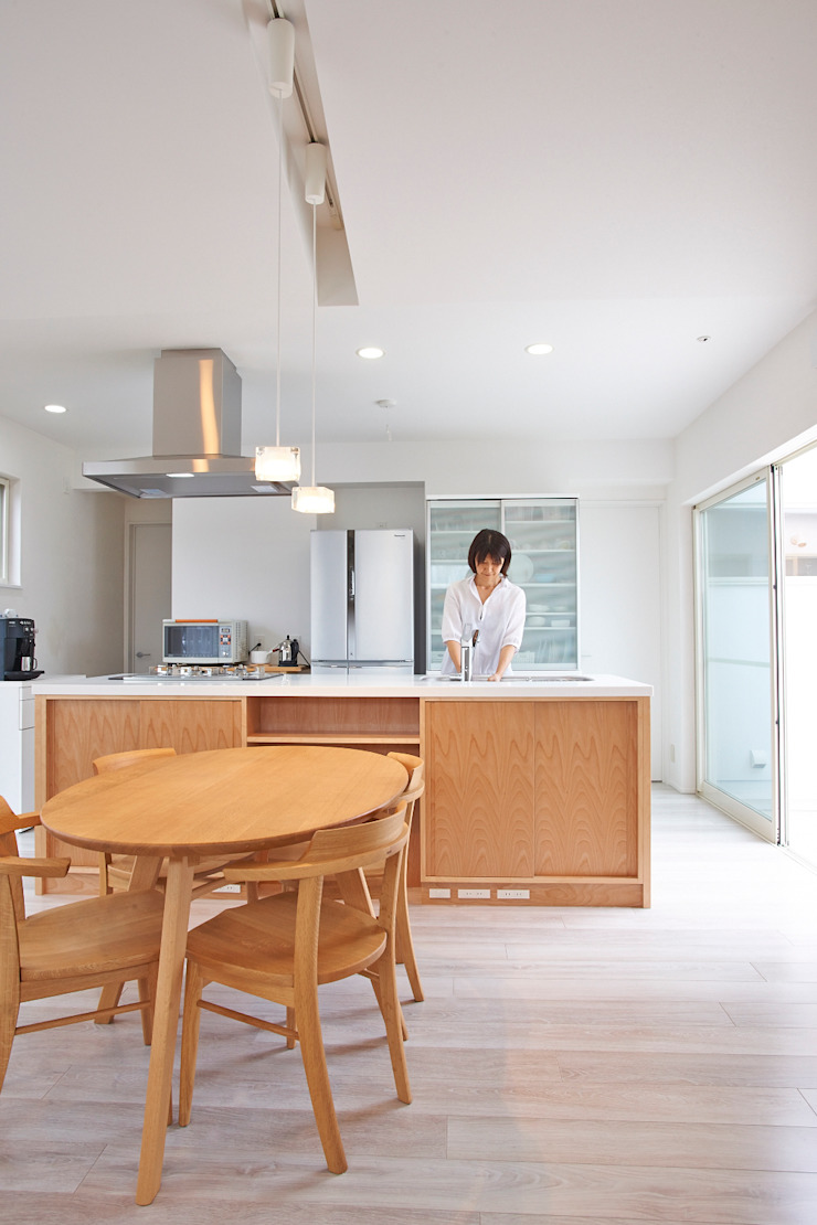 tai_tai STUDIO Modern kitchen