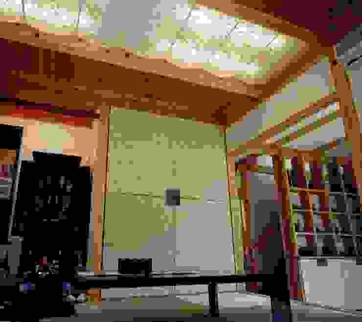 南上町の家 モダンデザインの 多目的室 の 株式会社 atelier waon モダン
