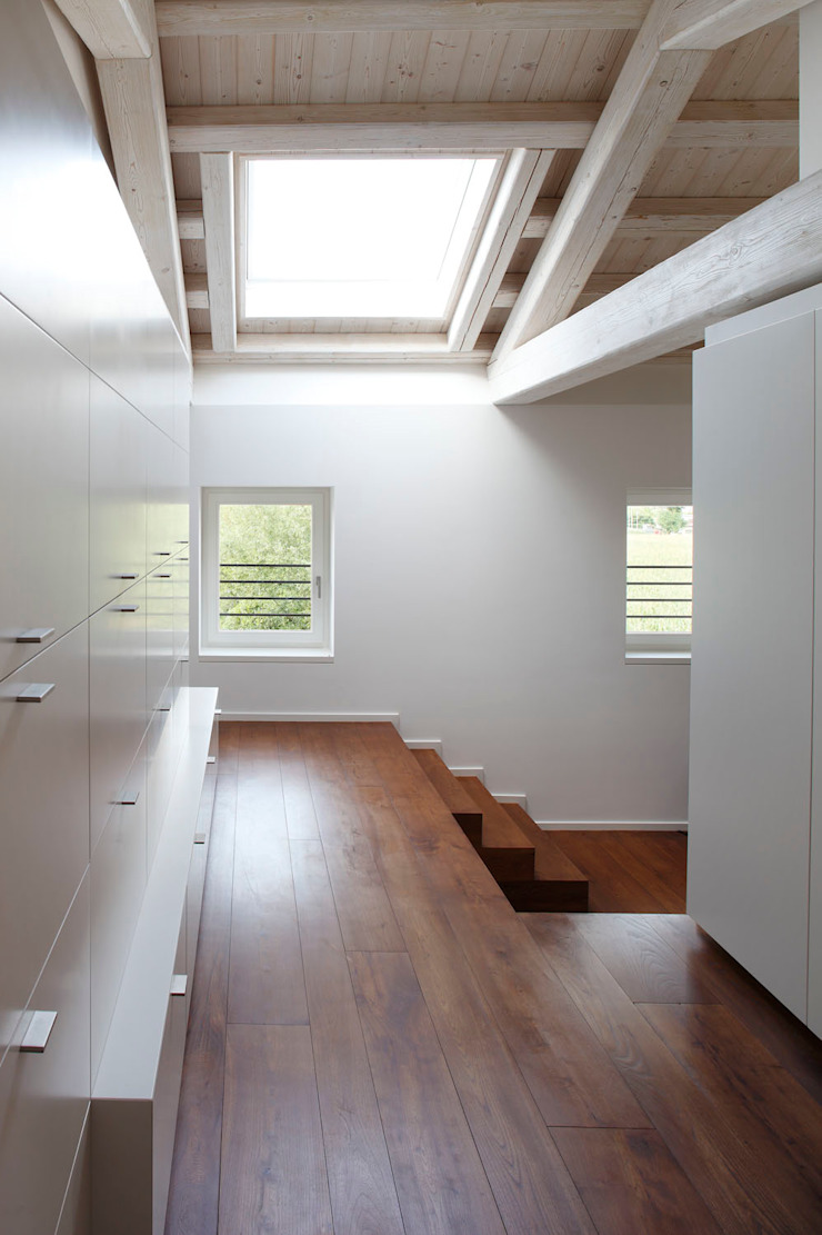 EXiT architetti associati Minimalist bedroom