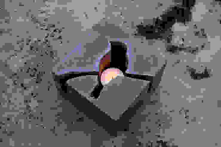 de estilo  por M111 DESIGN, Moderno Concreto