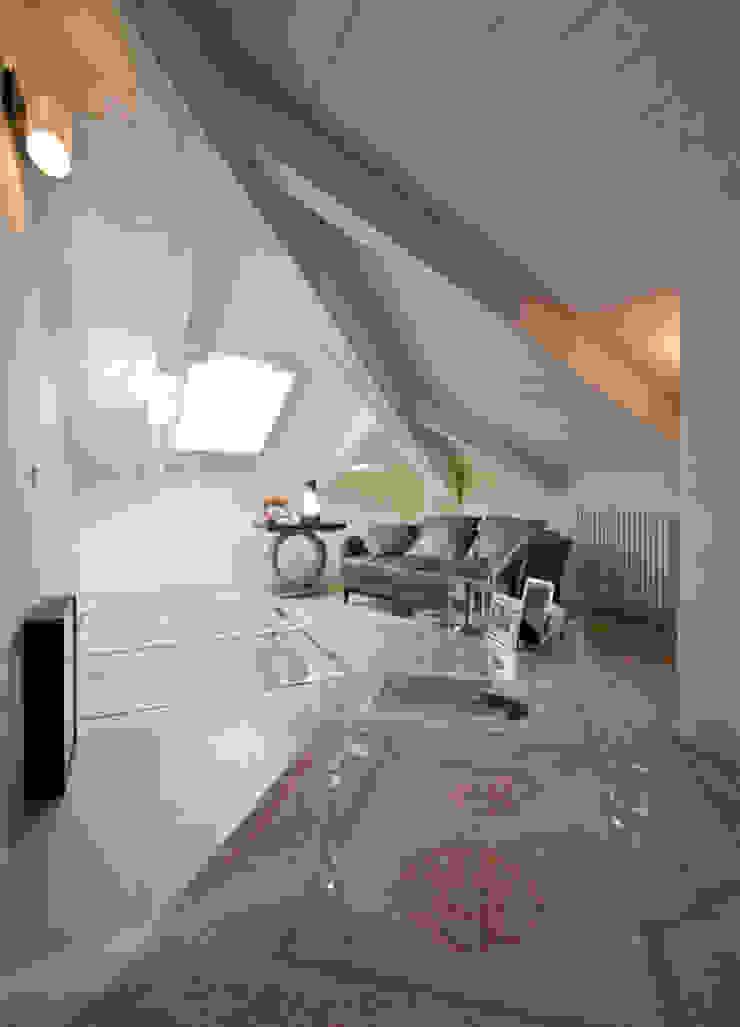 Salones eclécticos de bilune studio Ecléctico