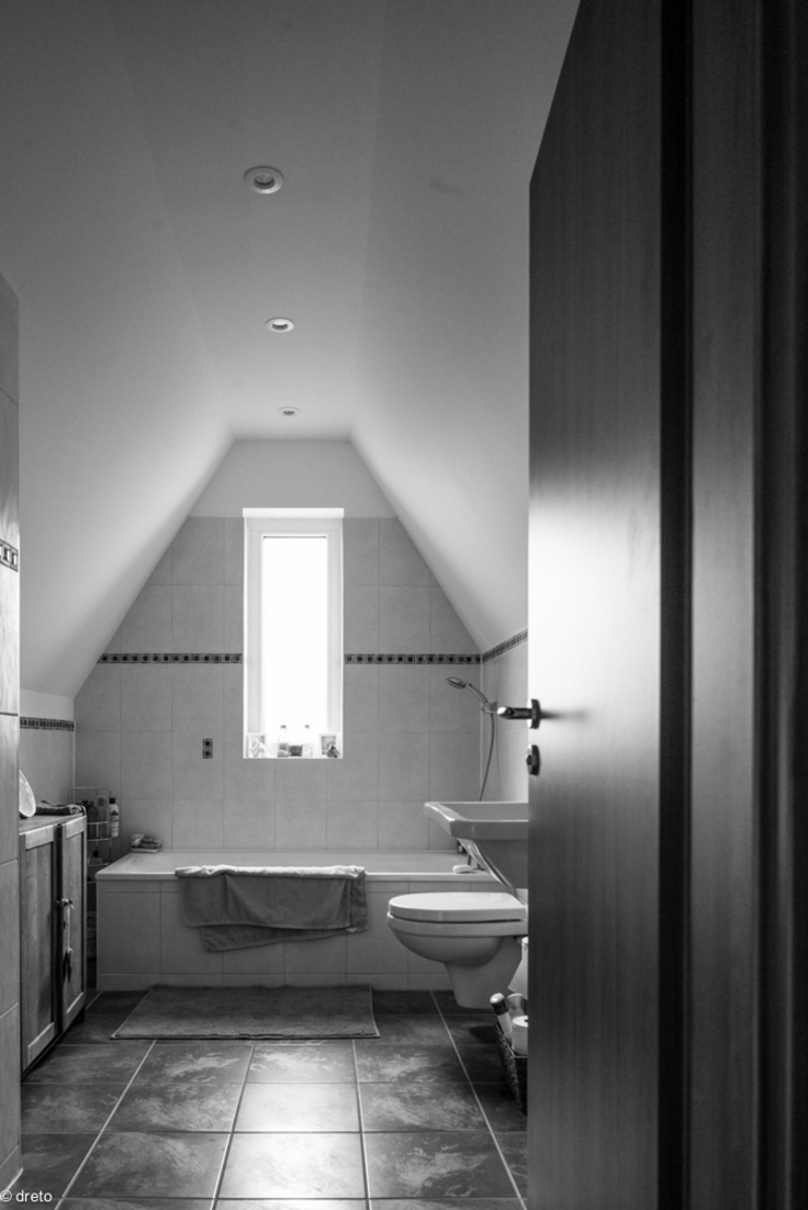 Family Bathroom The Chase Architecture Modern bathroom