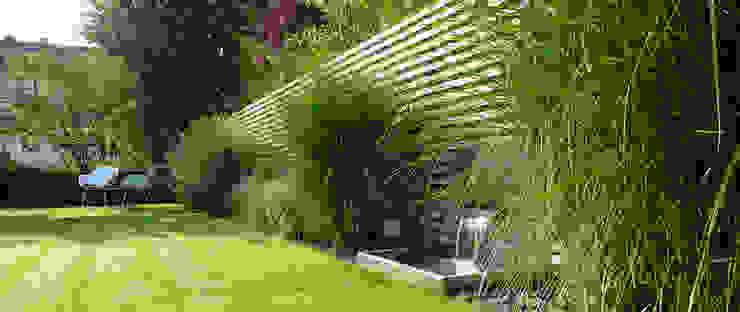 Jardines de estilo  por BEGRÜNDER , Moderno