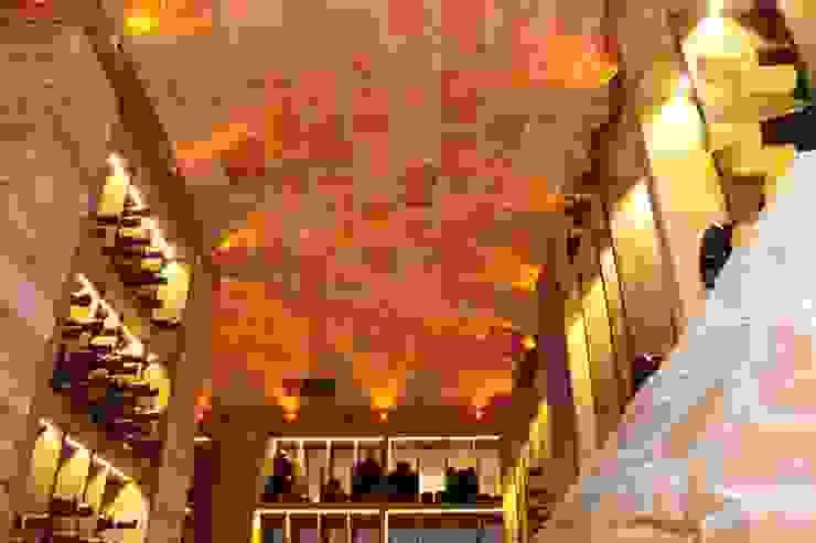 Gröll Gewölbebau GmbH&CO.KG Modern wine cellar