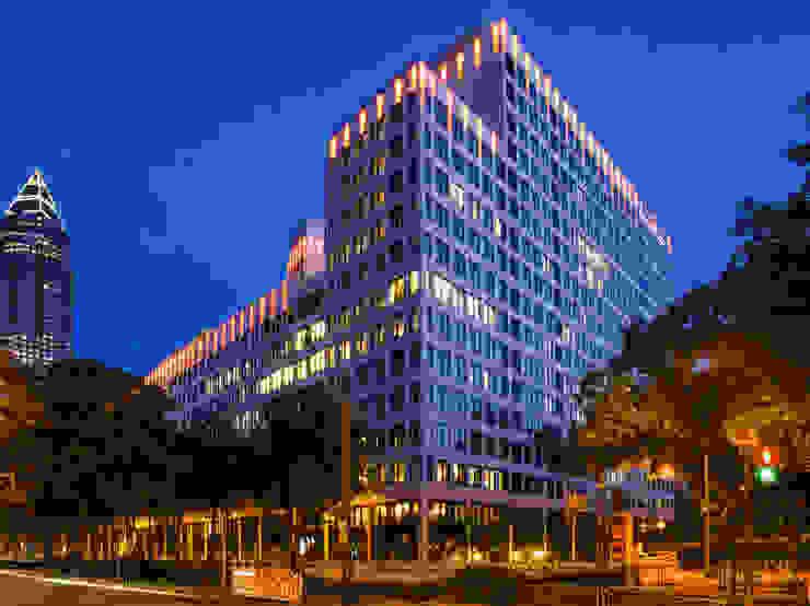 MAASS-Licht Lichtplanung Modern Houses Orange