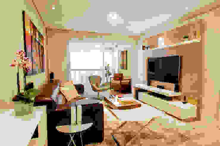 Modern living room by PIÇARRA E BRITO Modern