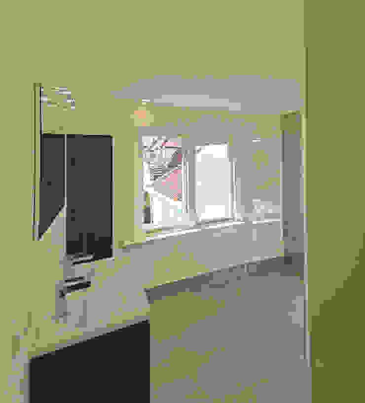 Moderne woning in een klassiek jasje Moderne badkamers van Raak Architecten.nl Modern