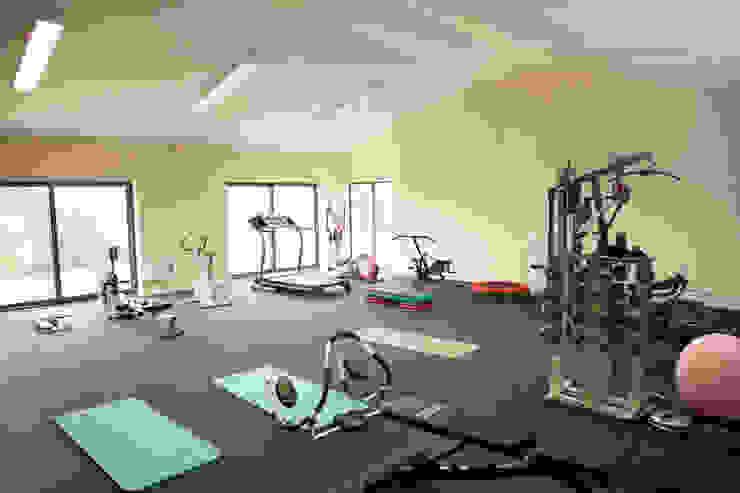 Rose Barn Modern gym by Design Studio Architects Modern