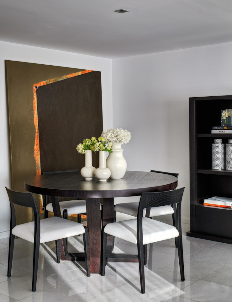 Silvia Costa   Arquitectura de Interiores ห้องทานข้าว