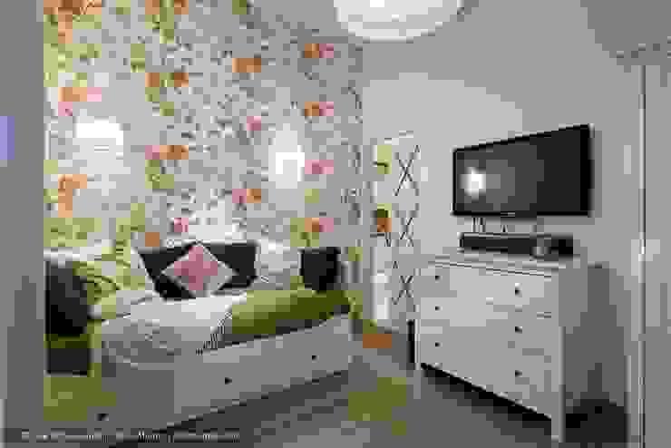 Трехкомнатная квартира в центре Петербурга в традиционном стиле Детская комнатa в классическом стиле от Ольга Кулекина - New Interior Классический