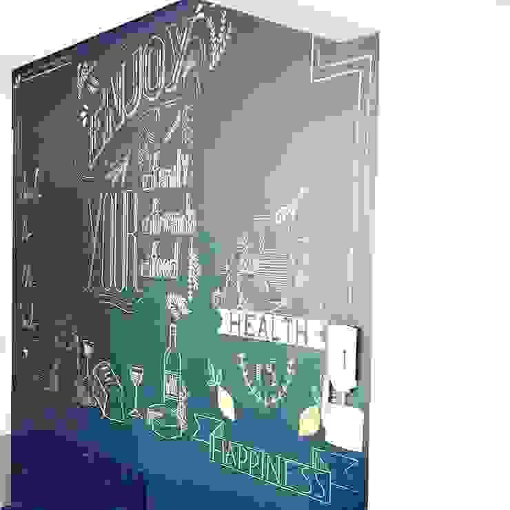 Enjoy your Kitchen Cozinhas modernas por Gafa Moderno