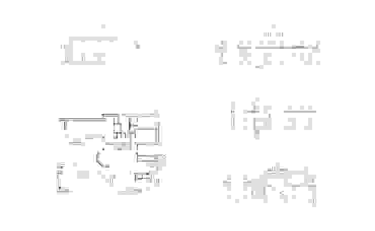 Индивидуальный жилой дом в Самаре:  в современный. Автор – Архитектурное бюро А-Лен, Модерн